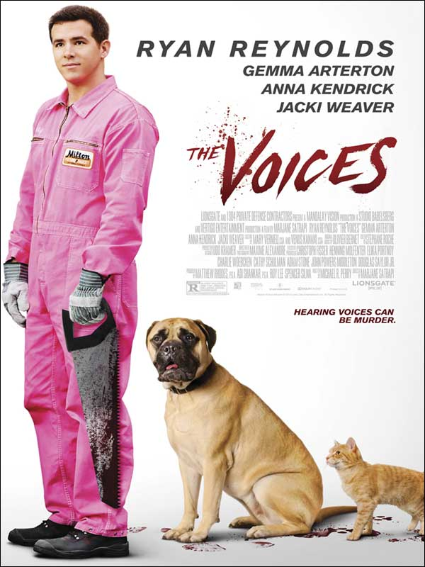 Filmkritik: »The Voices«