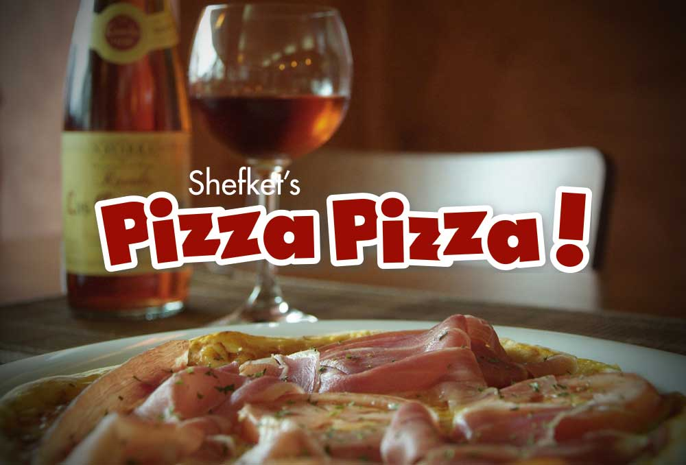 Anzeige: Shefket's Pizza Pizza