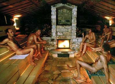 latex catsuit anziehen olantis sauna